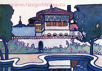Бахчисарай, город Золотого Кольца Юга России