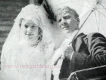 Федор Шаляпин и Иола Торнаги
