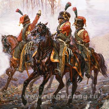 Из истории 1812 года - экскурсия в Городню