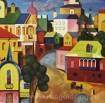 Калуга - край гениев, купцов и богомольцев, туры в Калугу