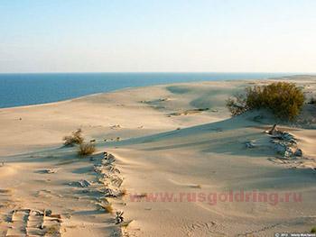 Дюны, туры в Янтарную Столицу России
