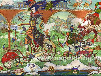 Нижний Новгород - туры по Золотому Кольцу и старинным городам России
