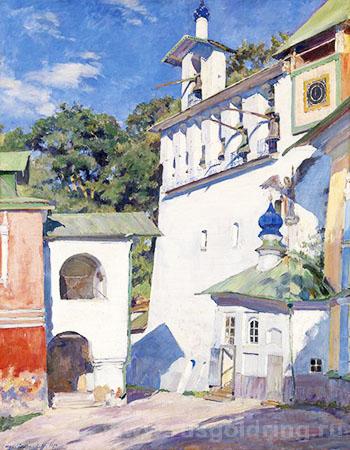 Печеры, Псково-Печерский монастырь
