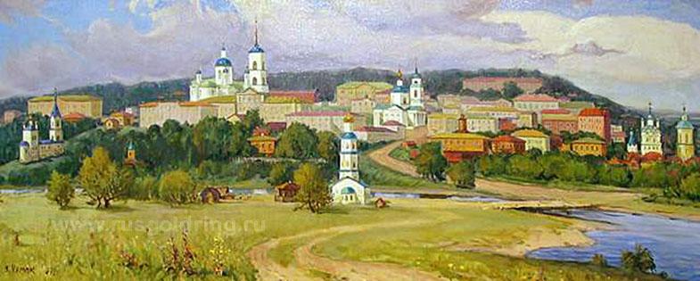 Пенза. XIX век.