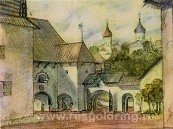 Туры и экскурсии в Псков, Золотое Кольцо России