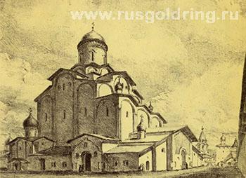 Троицкий собор - туры и экскурсии в Псков, Золотое Кольцо России