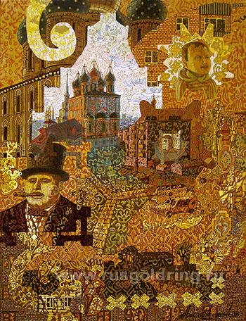 Рязань - туры по Золотому Кольцу и старинным городам России