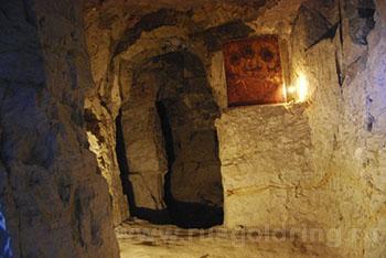 Пещерный монастырь в Сканово, близ Наровчата