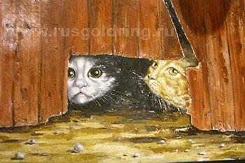 Тульские котята