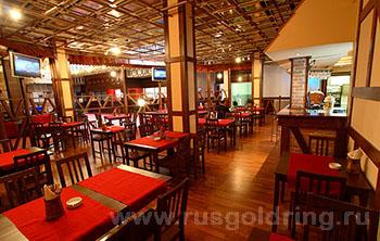 """Ресторан отеле """"Азимут"""" в Костроме"""