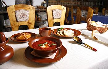 """Ресторан в отеле """"Азимут"""" в Костроме"""