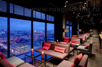 """Ресторан в отеле """"Азимут"""" 3***, Санкт-Петербург"""
