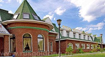 """Внешний вид отеля """"Балтхаус"""" в Пскове"""