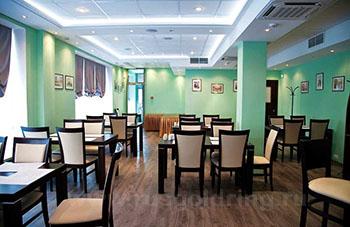 """Ресторан в отеле """"Балтия"""" 3***, Санкт-Петербург"""
