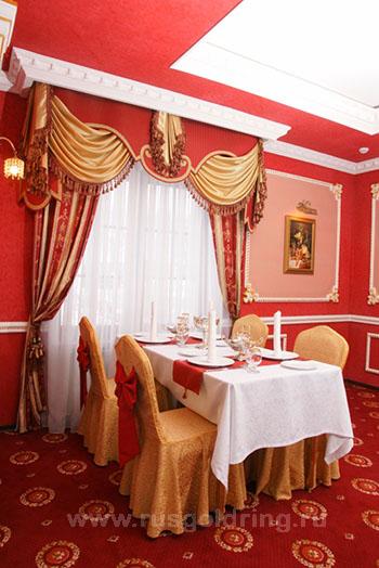 """Ресторан в отеле """"Император"""", Тула"""