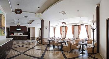"""Ресторан в отеле """"Кристалл"""", Казань"""