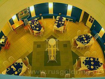 """Кафе в гостинице """"Маски"""", Петрозаводск"""