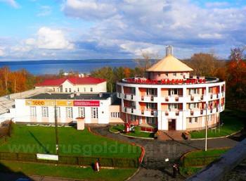 """Внешний вид гостиницы """"Маски"""" в Петрозаводске"""