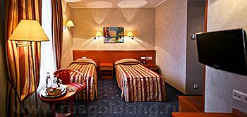 "Номер стандарт в отеле ""Old Estate HOTEL & SPA"", Псков"