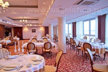 """Ресторан в отеле """"Онего Палас"""", Петрозаводск"""