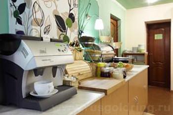 "Кафе в отеле ""Палантин"", Санкт-Петербург"
