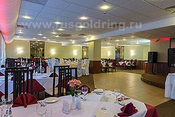 """Ресторан в отеле """"Полисть"""", Старая Русса"""