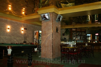 "Ресторан отеля ""Салют"", Орел"
