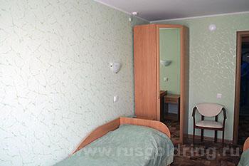 """2-местный улучшенный номер в отеле """"Салют"""", Орел"""