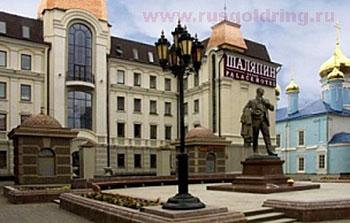 """Внешний вид отеля """"Шаляпин Палас Отель"""" в Казани"""