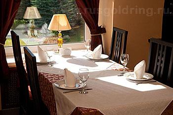 """Ресторан в отеле """"Транзит"""", Псков"""