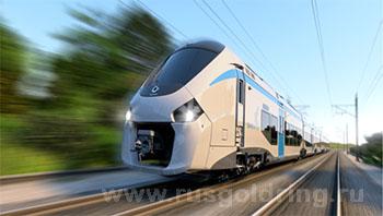 Железнодорожные туры в будущем. Поезда Альстом.