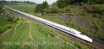 Железнодорожные туры в будущем. Поезда Синкансен.