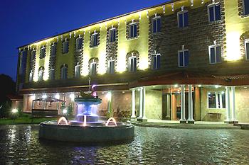 """Внешний вид. """"Шелестофф"""" отель 3* Кострома, Золотое Кольцо России - туры, экскурсии."""