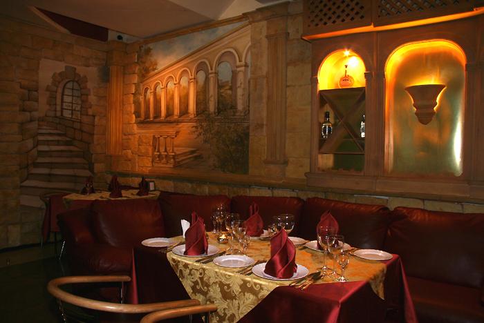 Ресторан шелестофф отель 3 кострома