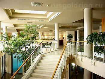 """Холл,  """"Парк Инн"""" отель 4****, Великий Новгород, Золотое Кольцо России"""