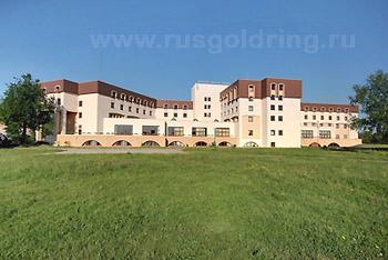 """Внешний вид,  """"Парк Инн"""" отель 4****, Великий Новгород, Золотое Кольцо России"""