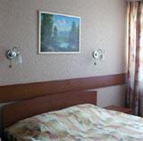 Номера первой категории, отель Ловеч, Рязань - туры по Золотому Кольцу России.