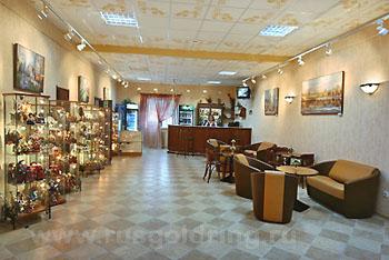 """Лобби-бар,  """"Садко"""" отель 3***, Великий Новгород, Золотое Кольцо России"""