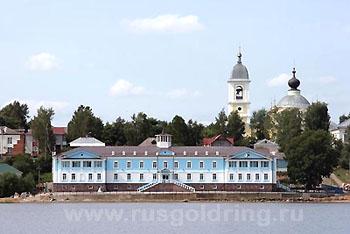 """Внешний вид,  отель """"Саммит"""", Мышкин - отель Золотого Кольца России"""