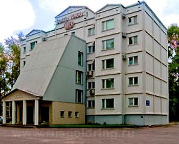 """Внешний вид, """"Волга"""" отель, Рыбинск"""
