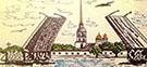 Тур по Золотому Кольцу России 'От Москвы до Балтики'