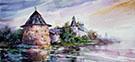Тур выходного дня по Золотому Кольцу России в Псков и Псковские земли